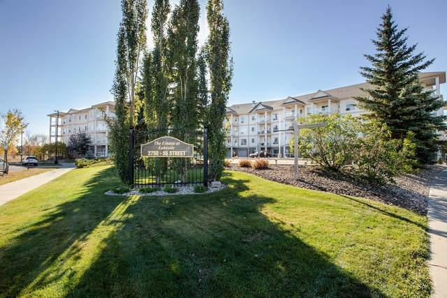269 2750 55 Street, Edmonton, AB T6L 7H5 (#E4266168) :: The Foundry Real Estate Company