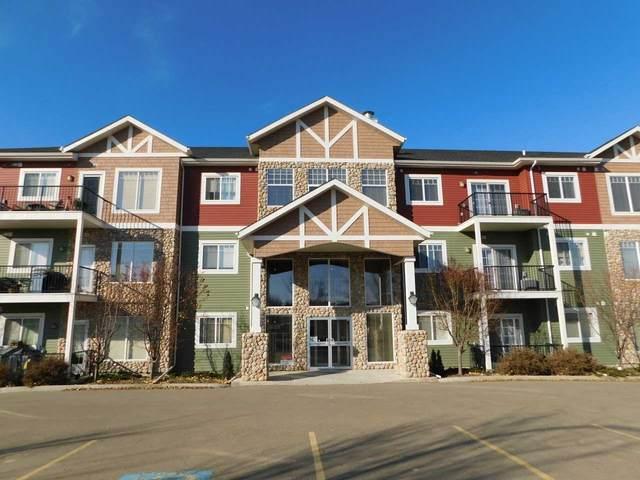 302 4922 52 Street, Gibbons, AB T0A 1N0 (#E4266405) :: Initia Real Estate
