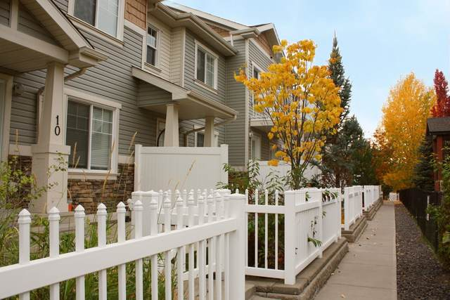 8 4850 Terwillegar Common, Edmonton, AB T6R 3M6 (#E4266619) :: The Foundry Real Estate Company