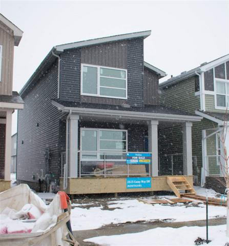 2515 Casey Way SW, Edmonton, AB T6W 3N3 (#E4095397) :: The Foundry Real Estate Company