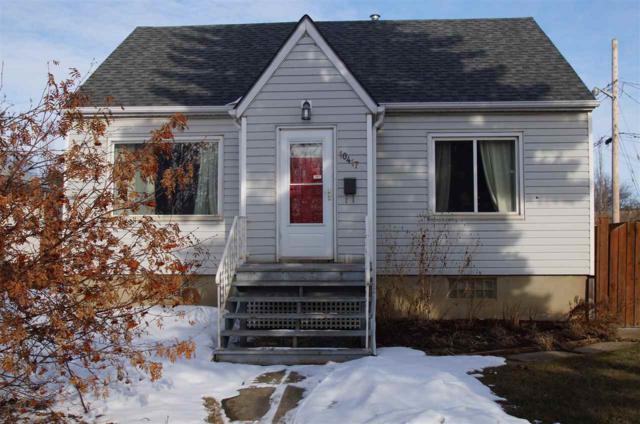 10417 149 Street NW, Edmonton, AB T5P 1L7 (#E4103220) :: The Foundry Real Estate Company