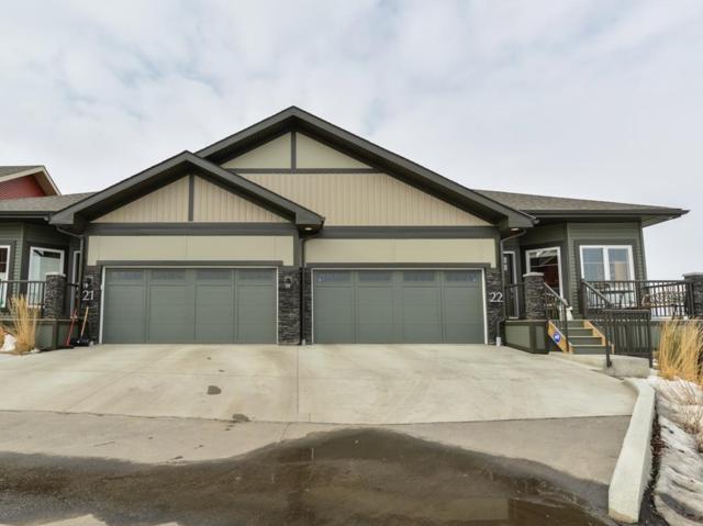 22 8132 217 Street, Edmonton, AB T5T 4S1 (#E4104959) :: The Foundry Real Estate Company