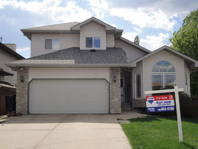 113 Catalina Drive, Sherwood Park, AB T8H 1T3 (#E4105974) :: The Foundry Real Estate Company