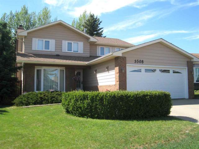 3508 56 Street, Edmonton, AB T6L 2J5 (#E4107523) :: The Foundry Real Estate Company