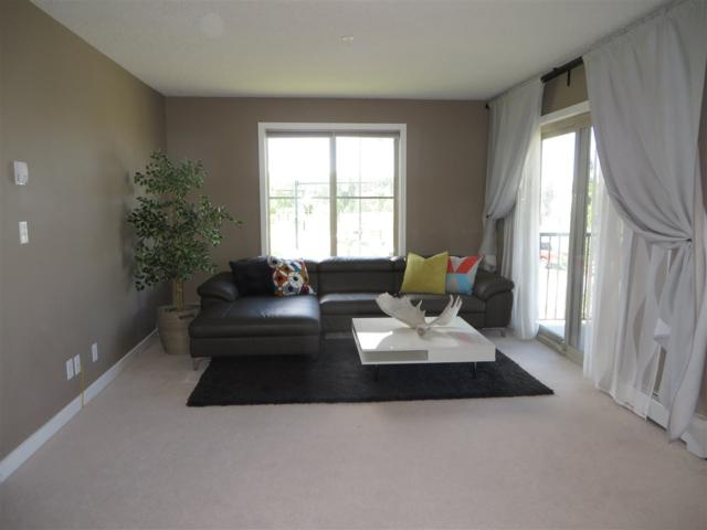 218 12045 22 Avenue, Edmonton, AB T6W 2Y2 (#E4110237) :: The Foundry Real Estate Company