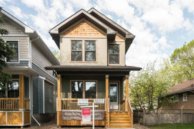 10746 126 Street, Edmonton, AB T5M 0N8 (#E4110980) :: GETJAKIE Realty Group Inc.