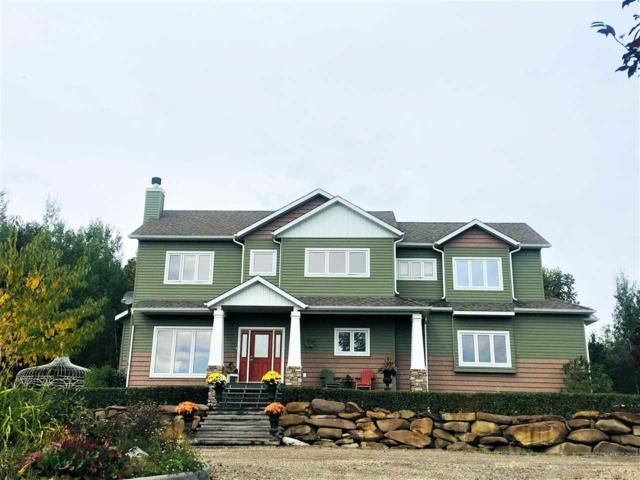 25 49006 RR73, Rural Brazeau County, AB T7A 0B9 (#E4111070) :: The Foundry Real Estate Company