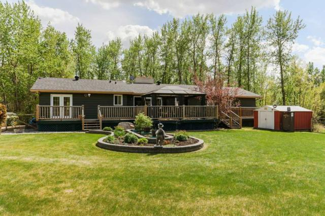 385 52152 Range Road 210, Rural Strathcona County, AB T8G 1A5 (#E4112128) :: The Foundry Real Estate Company
