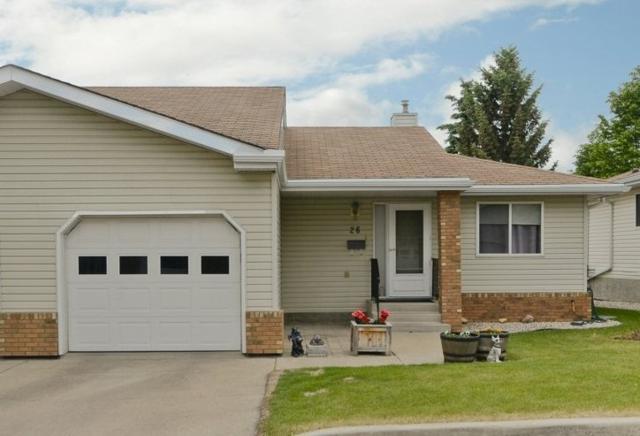 26 903 109 Street, Edmonton, AB T6J 6R1 (#E4115661) :: The Foundry Real Estate Company