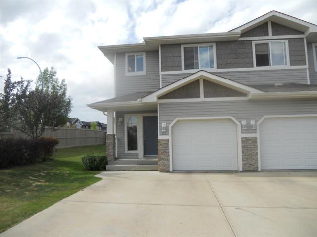 56 133 Eastgate Way, St. Albert, AB T8N 7M9 (#E4115908) :: The Foundry Real Estate Company