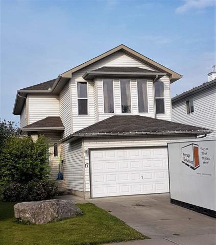 17 Lawson Boulevard, Spruce Grove, AB T7X 4P1 (#E4126475) :: The Foundry Real Estate Company
