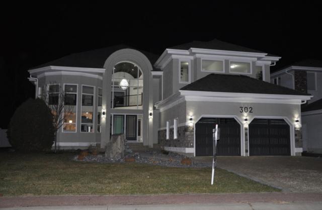 302 Wolf Ridge Point(E), Edmonton, AB T5T 5M8 (#E4129082) :: The Foundry Real Estate Company