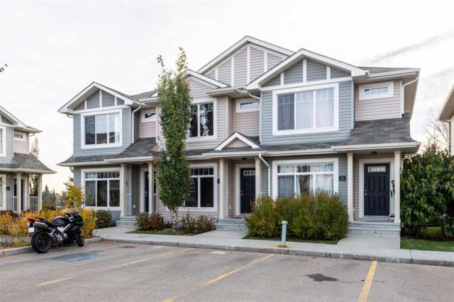 14 6032 38 Avenue, Edmonton, AB T6L 0A4 (#E4131132) :: The Foundry Real Estate Company
