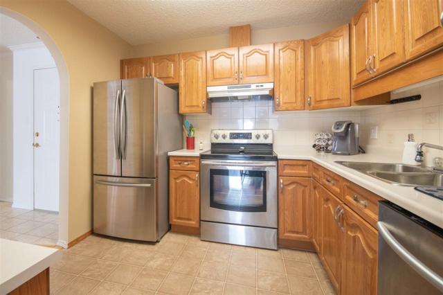 209 17151 94A Avenue, Edmonton, AB T5T 5Z9 (#E4134525) :: The Foundry Real Estate Company