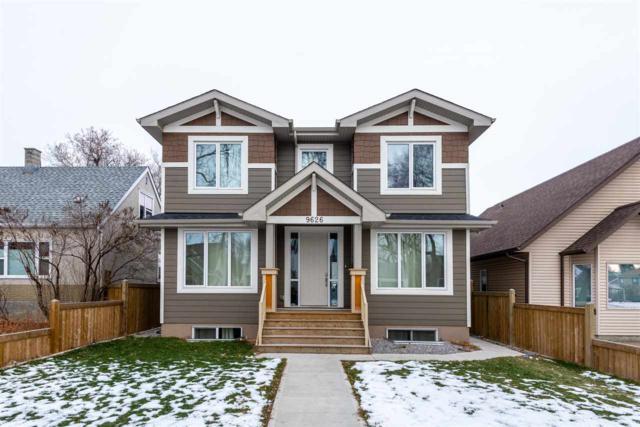 9626 75 Avenue, Edmonton, AB T6E 1H6 (#E4136683) :: The Foundry Real Estate Company