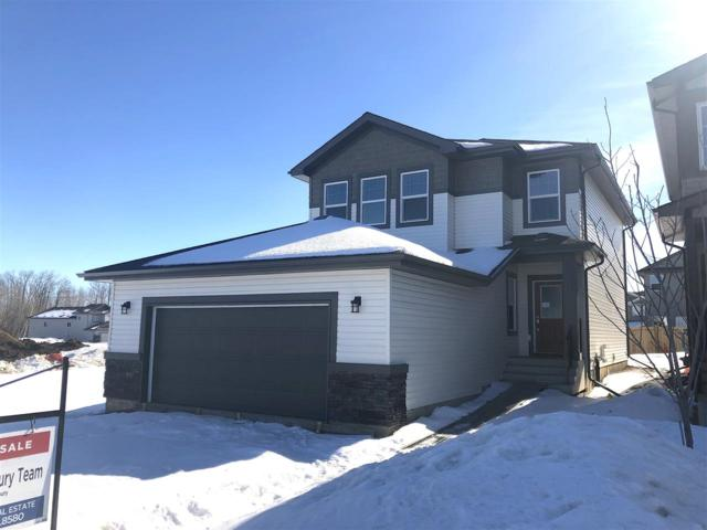 1048 South Creek Wynd, Stony Plain, AB T7X 2X2 (#E4138927) :: The Foundry Real Estate Company