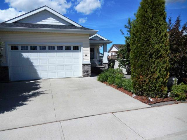 54 Willowbend Place, Stony Plain, AB T7Z 2Z6 (#E4140665) :: Mozaic Realty Group