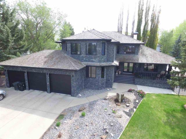 3 Fieldstone Place, Spruce Grove, AB T7X 2Z4 (#E4143223) :: David St. Jean Real Estate Group