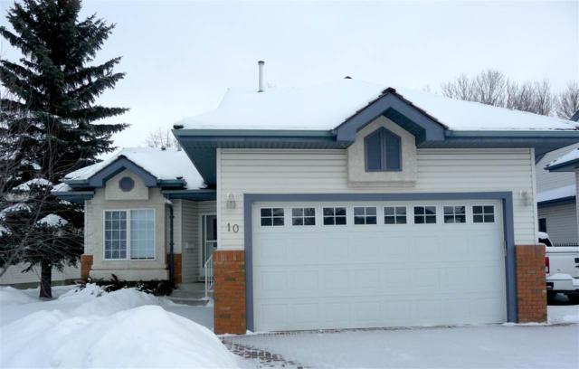 10 Blackburn Drive W, Edmonton, AB T6W 1C2 (#E4143238) :: The Foundry Real Estate Company