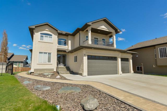 9 Dillon Bay, Spruce Grove, AB T7X 0E5 (#E4144149) :: David St. Jean Real Estate Group