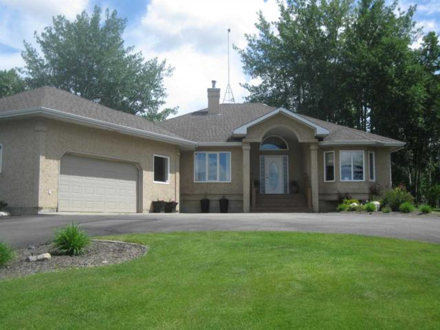 118 53226 RGE RD 261, Rural Parkland County, AB T7Y 1A3 (#E4144693) :: David St. Jean Real Estate Group