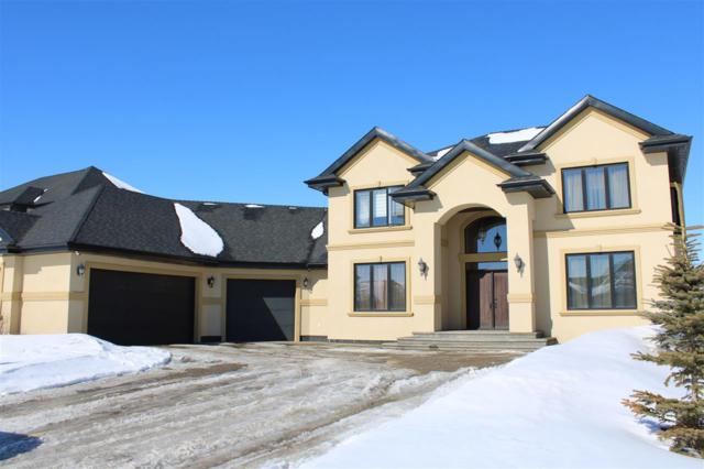 531 Manor Pointe Court, Rural Sturgeon County, AB T8T 0C7 (#E4145294) :: David St. Jean Real Estate Group