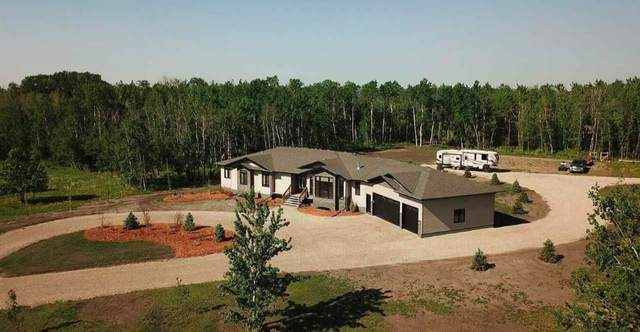 26555 Twp Rd 481, Rural Leduc County, AB T0C 1Z0 (#E4147308) :: Initia Real Estate