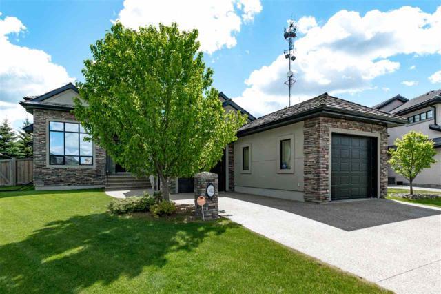 312, 52304 Range Road 233, Rural Strathcona County, AB T8B 1C9 (#E4148860) :: David St. Jean Real Estate Group