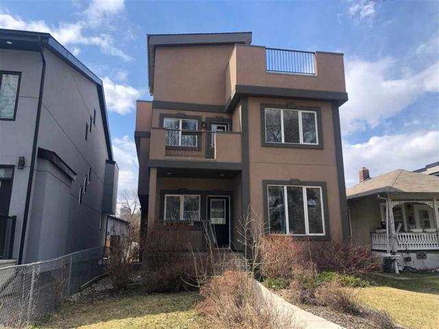 10228 88 Street, Edmonton, AB T5H 1P5 (#E4149272) :: David St. Jean Real Estate Group