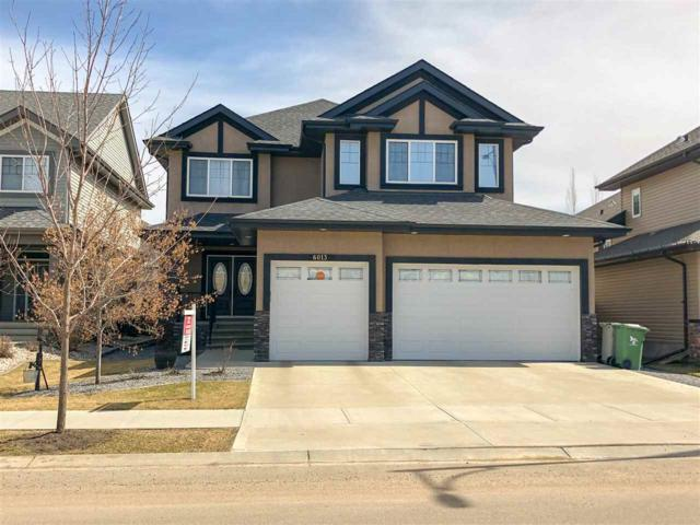 6013 60 Street, Beaumont, AB T4X 0H8 (#E4149688) :: The Foundry Real Estate Company