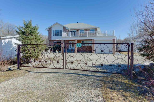 33 4325 Lakeshore Road, Rural Parkland County, AB T0E 2K0 (#E4151916) :: David St. Jean Real Estate Group