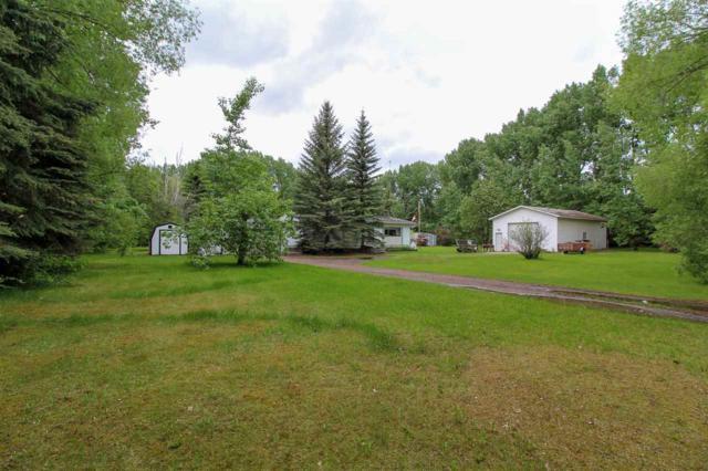 13 52208 RGE RD 275, Rural Parkland County, AB T7Y 2V7 (#E4152767) :: David St. Jean Real Estate Group