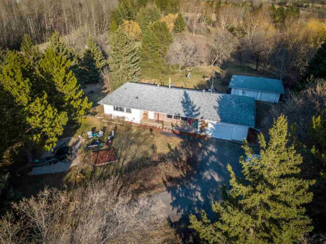 #5 2113 TWP RD 525 B, Rural Parkland County, AB T7Y 2L4 (#E4152966) :: Mozaic Realty Group