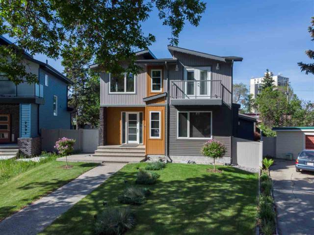 9104 83 Street, Edmonton, AB T6C 2Z4 (#E4154062) :: David St. Jean Real Estate Group