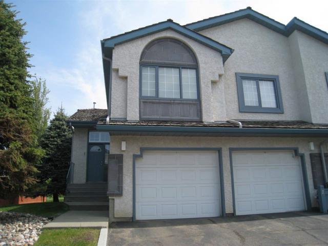 1 1130 Falconer Road, Edmonton, AB T6R 2J6 (#E4154524) :: David St. Jean Real Estate Group