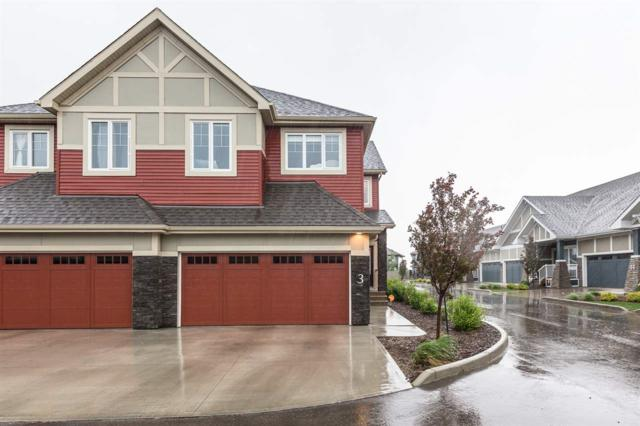 3 8132 217 Street, Edmonton, AB T5T 4S1 (#E4160465) :: David St. Jean Real Estate Group