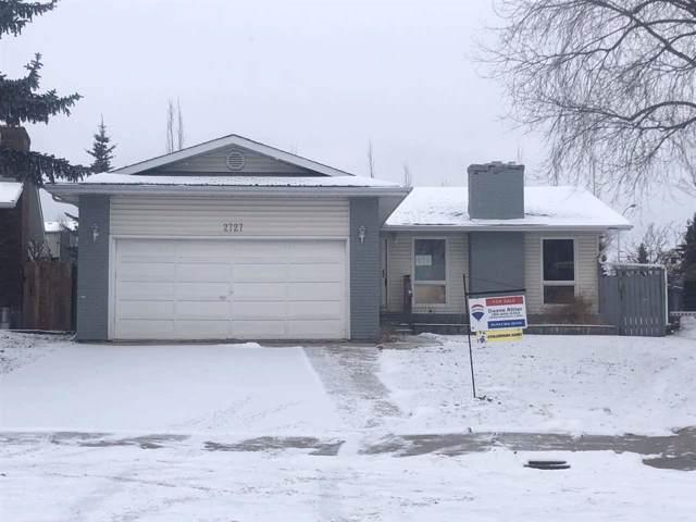 2727 83 Street, Edmonton, AB T6K 3G7 (#E4170909) :: Initia Real Estate