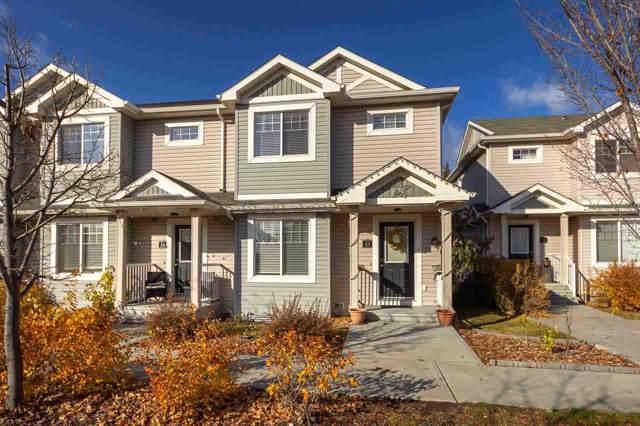 33 6032 38 Avenue, Edmonton, AB T6L 0A4 (#E4177512) :: Initia Real Estate