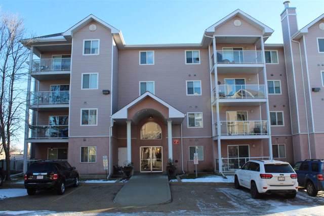 104 5102 49 Avenue, Leduc, AB T9E 8H1 (#E4179547) :: Initia Real Estate