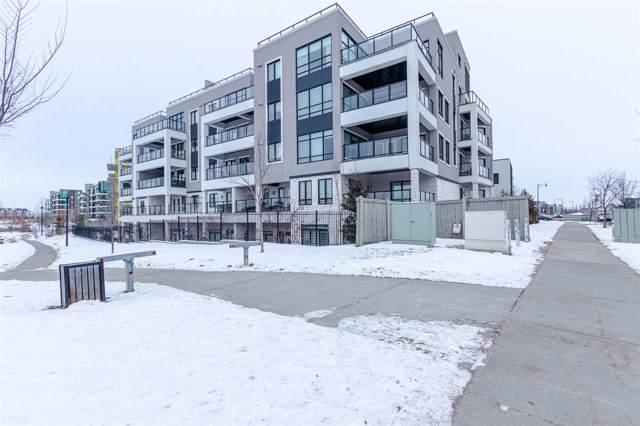 103 1350 Windermere Way, Edmonton, AB T6W 2J3 (#E4184191) :: Initia Real Estate