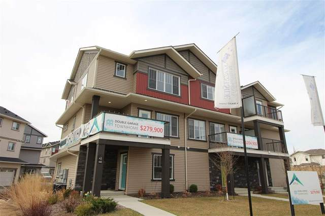 2 12815 Cumberland Road, Edmonton, AB T6V 0M2 (#E4185072) :: Müve Team | RE/MAX Elite