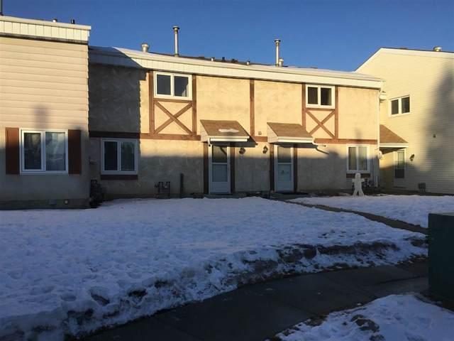 19F Callingwood Court, Edmonton, AB T5T 0H5 (#E4185748) :: The Foundry Real Estate Company