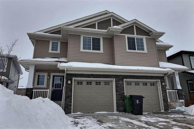 98 Cranston Place, Fort Saskatchewan, AB T8L 0K8 (#E4187213) :: Initia Real Estate