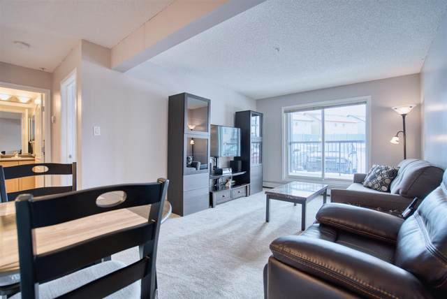 116 5951 165 Avenue, Edmonton, AB T5Y 0J6 (#E4189389) :: The Foundry Real Estate Company