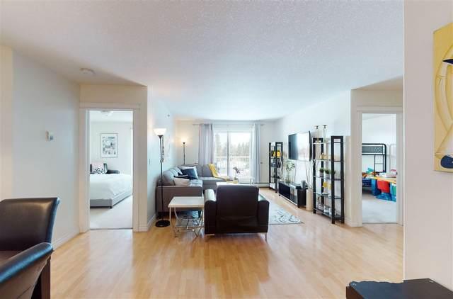 404 11207 116 Street, Edmonton, AB T5G 3K5 (#E4190101) :: Initia Real Estate