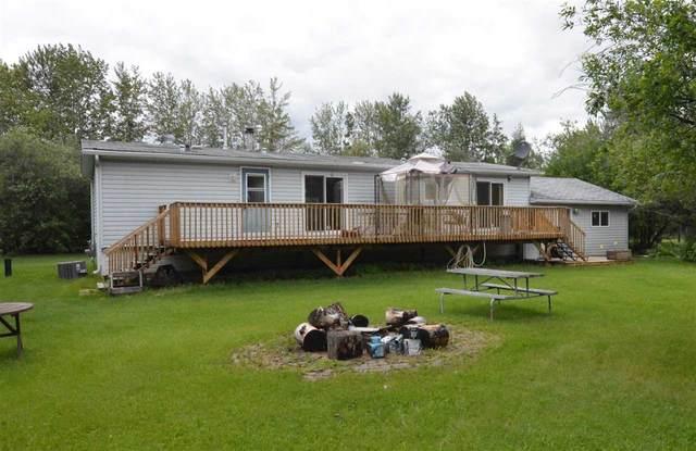 8 Cottonwood Road, Rural Parkland County, AB T0E 2K0 (#E4193417) :: Initia Real Estate