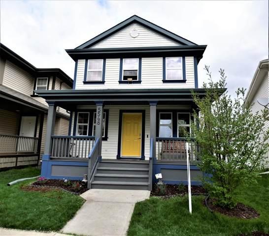 5548 Stevens Crescent, Edmonton, AB T6R 0A3 (#E4197319) :: The Foundry Real Estate Company