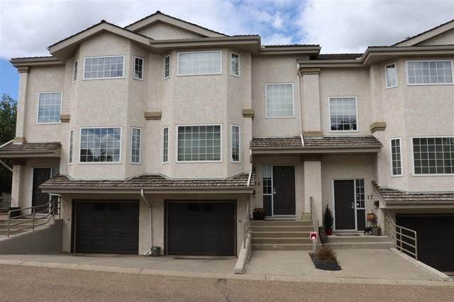 16 1295 Carter Crest Road, Edmonton, AB T6R 2N6 (#E4199610) :: Müve Team | RE/MAX Elite
