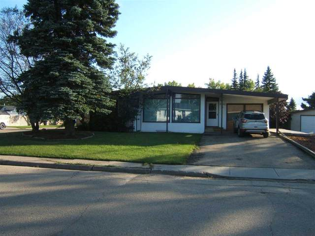 5303 55 Avenue, Viking, AB T0B 4N0 (#E4201599) :: Initia Real Estate