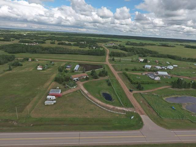 57 58121 Lily Lake Road, Rural Sturgeon County, AB T0G 1L2 (#E4203420) :: Initia Real Estate